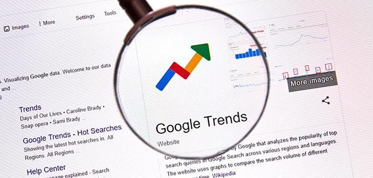 Qué es Google trends y las tendencias de búsqueda
