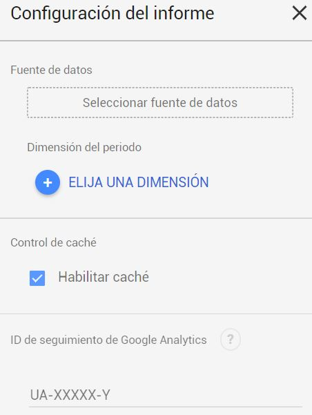 mide las visitas de google data studio con google analytics img2 - roiting