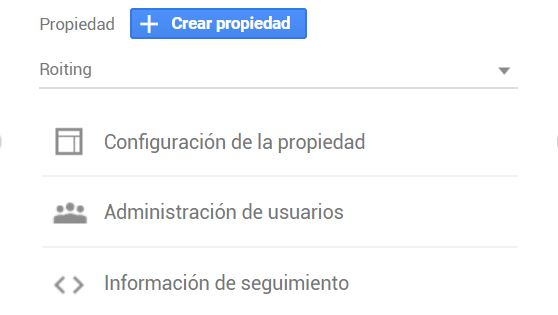 mide las visitas de google data studio con google analytics img3 - roiting