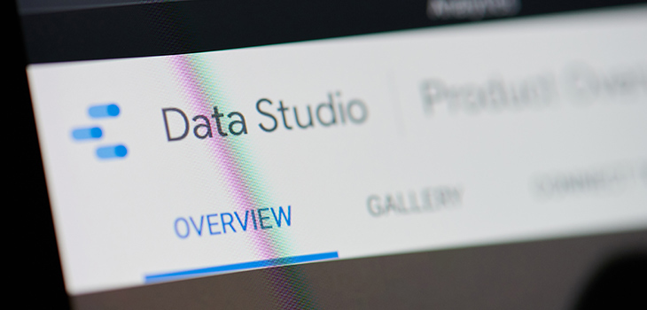 Mide las visitas de Google Data Studio con Google Analytics