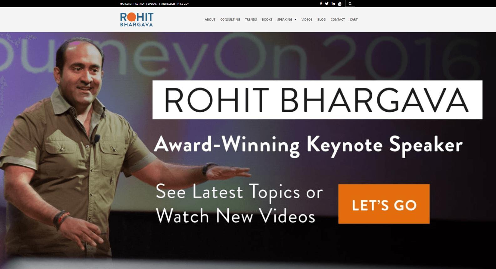 rohit bhargava web - roiting