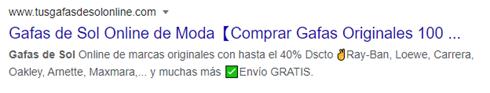 Auditoria Web de un Ecommerce - CTR Emojis